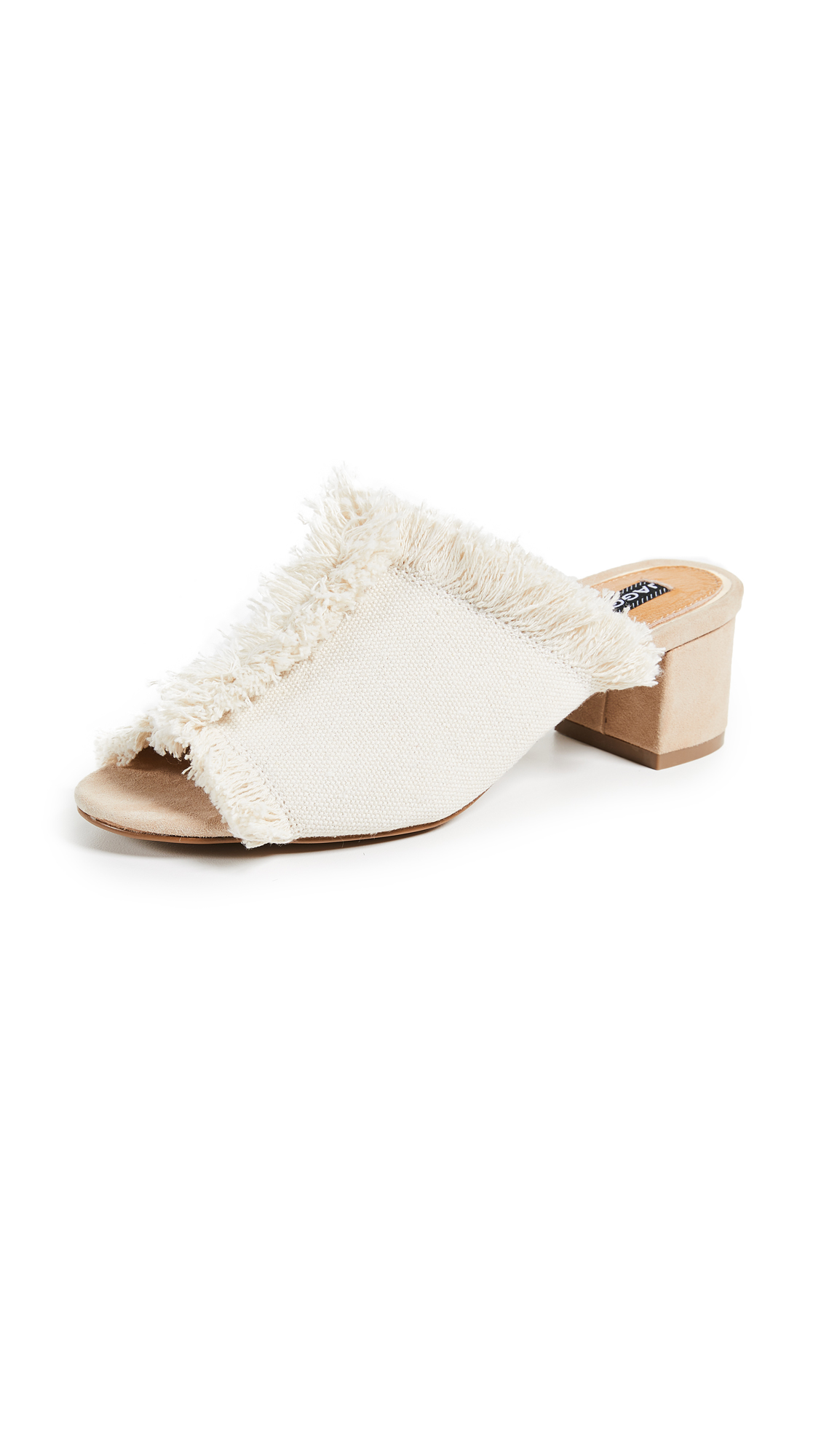 JAGGAR Resolve Block Heel Sandals - Oatmeal