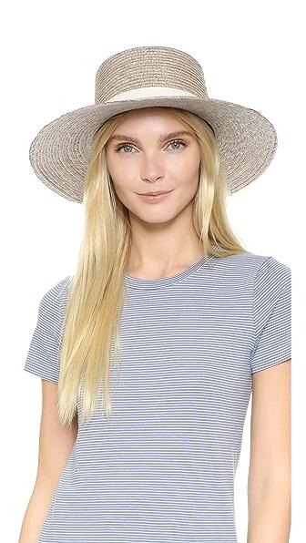 Janessa Leone Calla Balero Hat