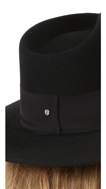 Janessa Leone Aya Hat