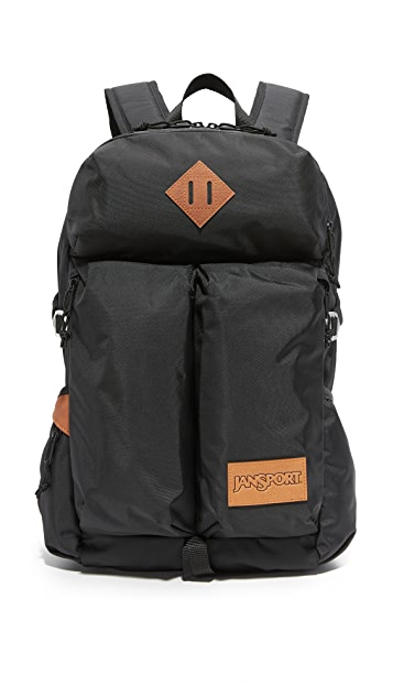 JanSport Bishop Ballistic Nylon Backpack