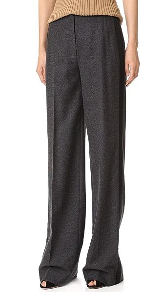 Jason Wu Wool Flannel Pants