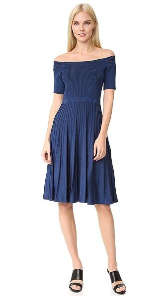 Jason Wu Short Sleeve Knit Dress