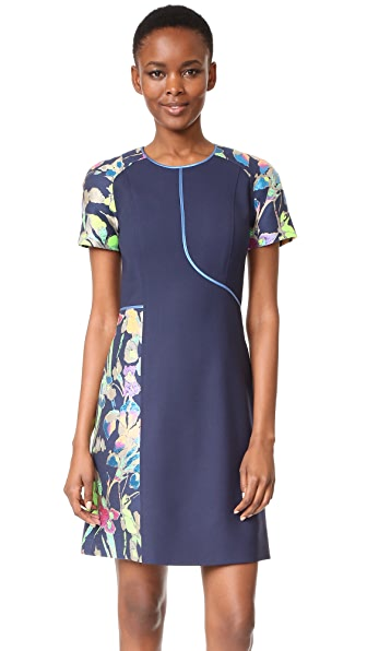 Jason Wu Floral Sheath Dress