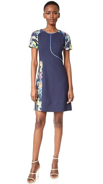 Jason Wu Floral Sheath Dress
