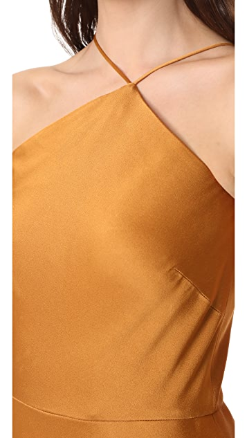 Jason Wu Satin Slip Dress
