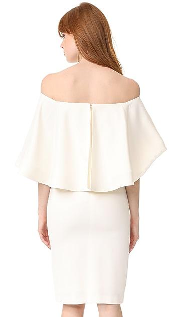 Julianna Bass The Svenja Off the Shoulder Dress
