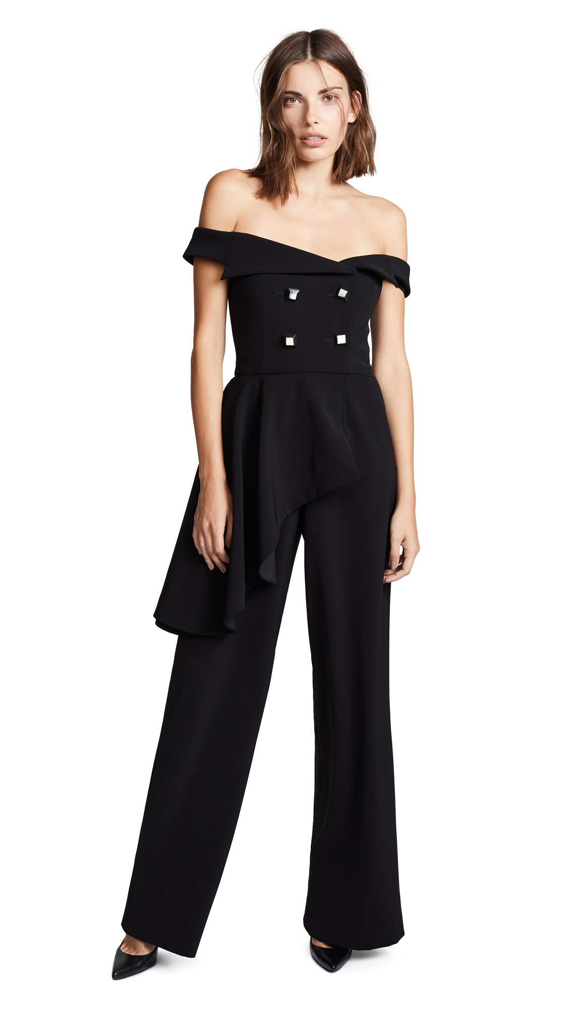 Julianna Bass Anastasia Jumpsuit