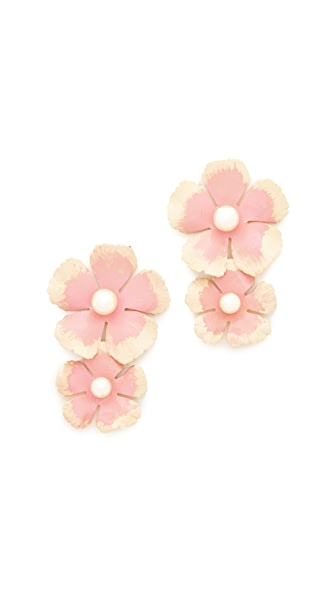 Jennifer Behr Farrah Earrings
