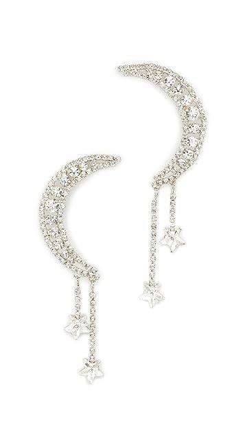 Jennifer Behr Luna Earrings