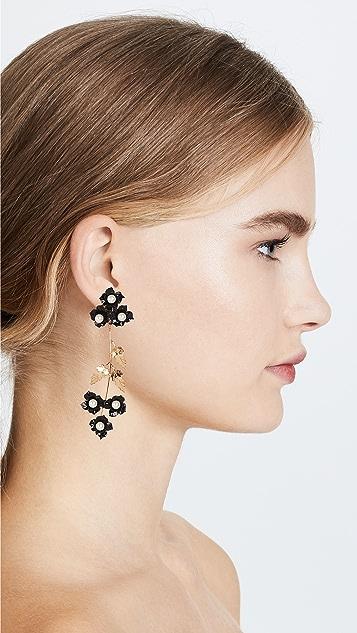 Jennifer Behr Jessica Earrings