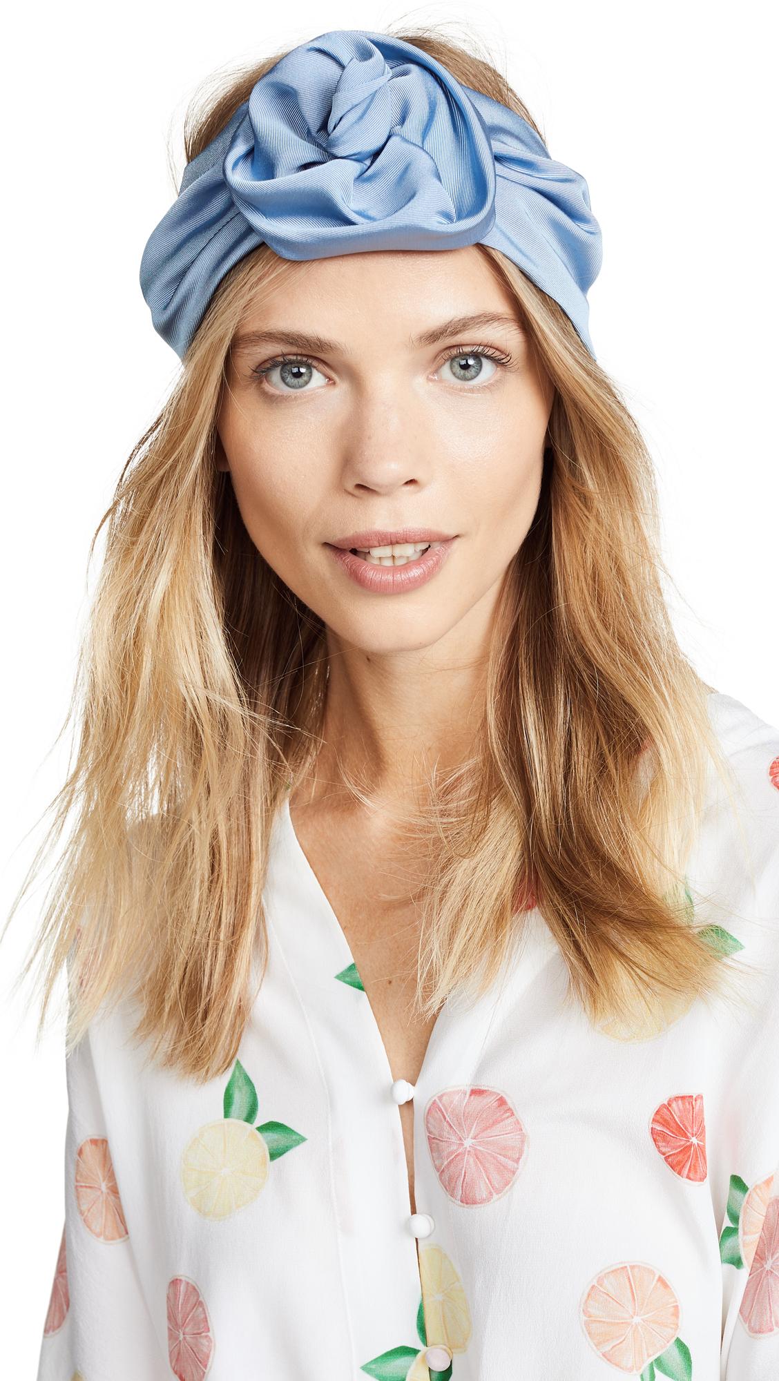 Jennifer Behr Faille Rosette Headband mb85I5eeA0
