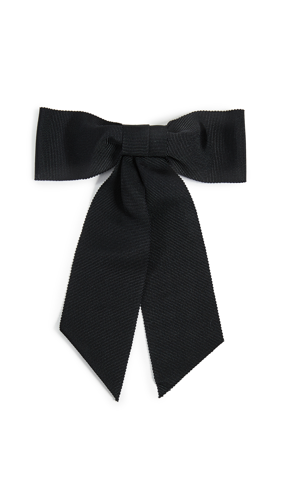 ALICE GROSGRAIN BOW BARRETTE