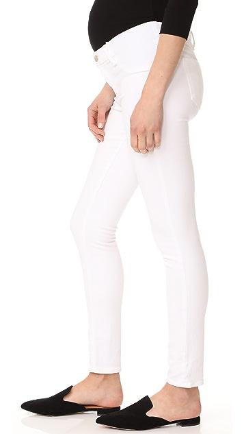 J Brand 34112 Maternity Rail Jeans