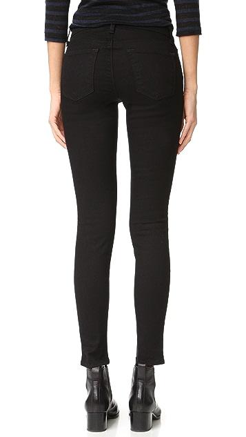 J Brand 910 Photo Ready Low Rise Skinny Jeans