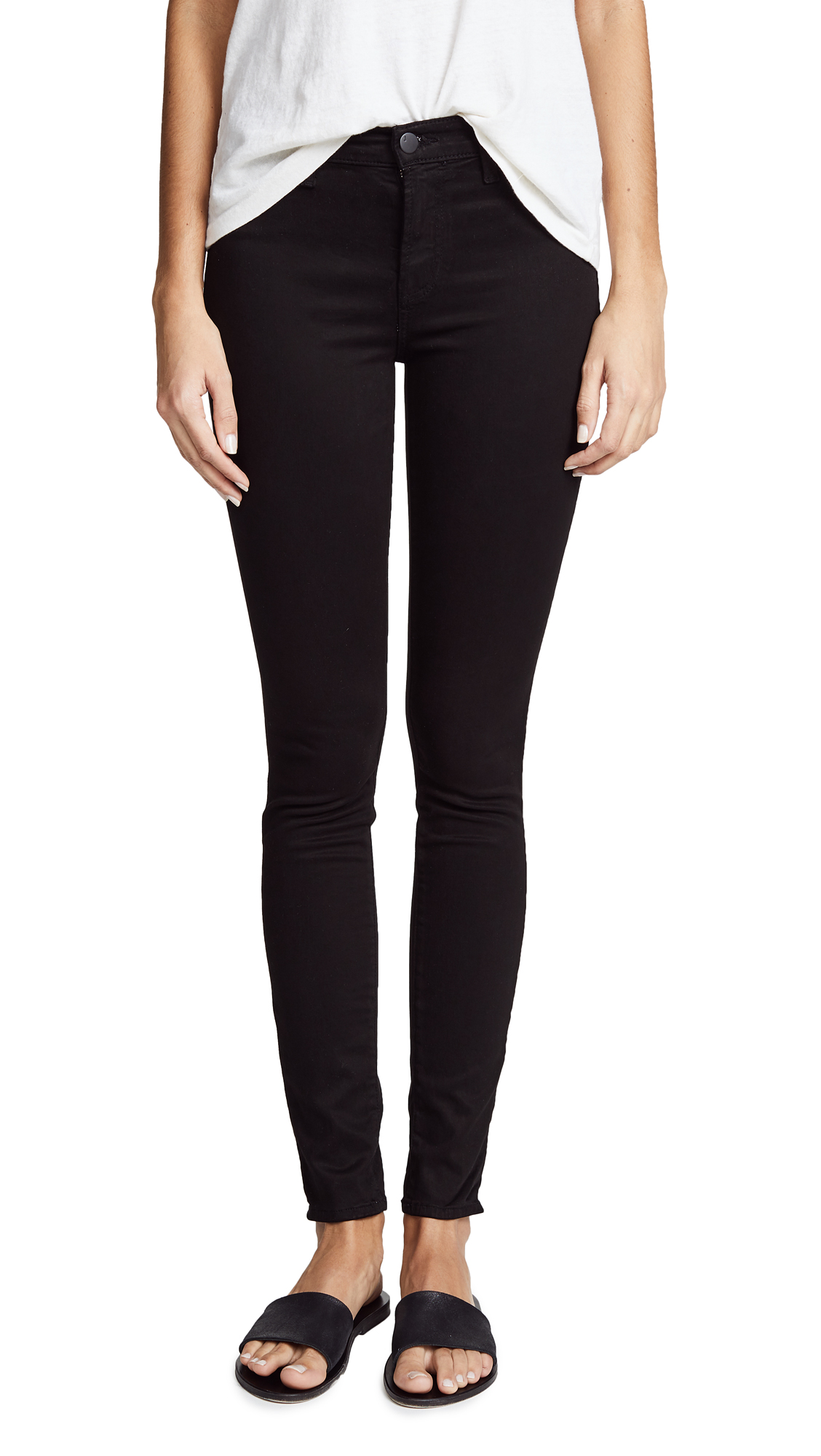 485 Super Skinny Luxe Sateen Jeans