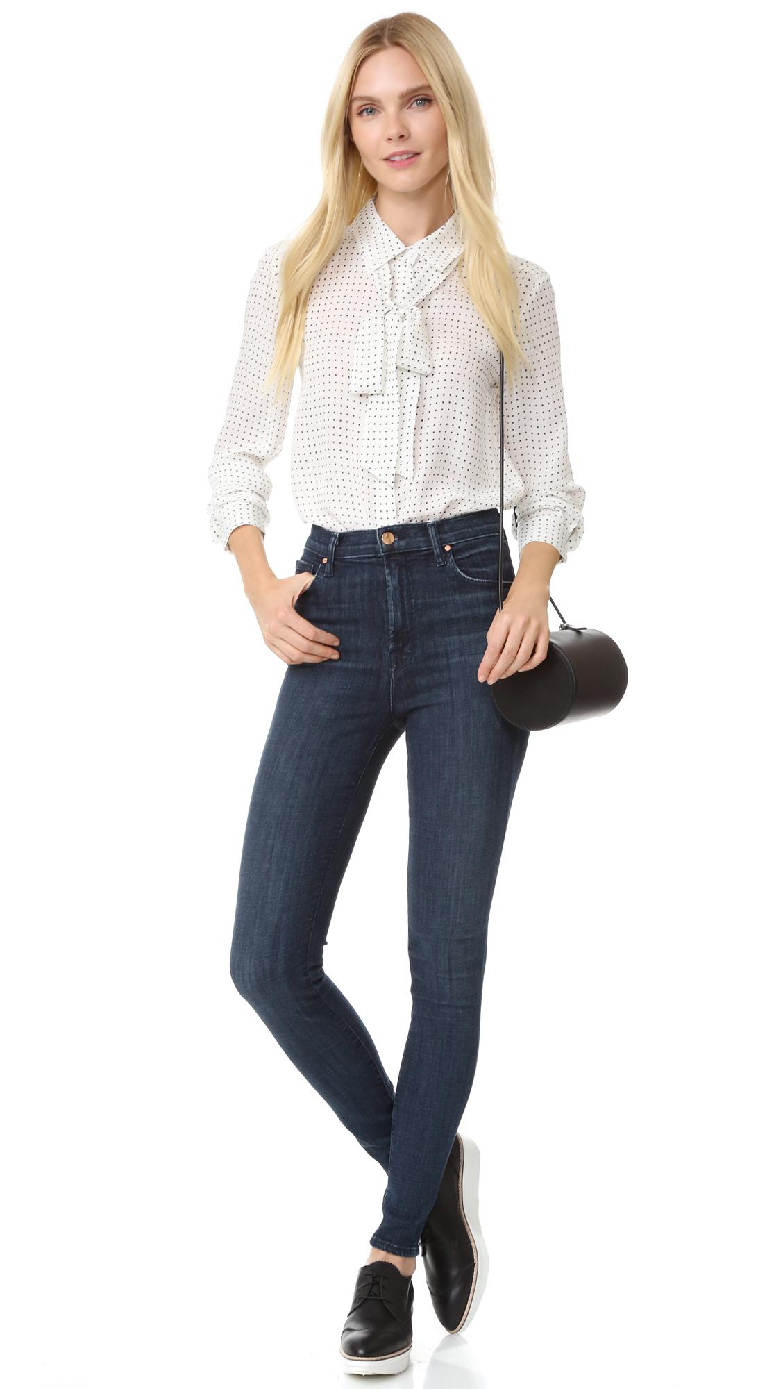 5af391b8de6f3 J Brand Carolina High Rise Jeans   SHOPBOP