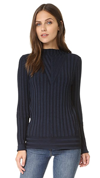 J Brand Page Sweater - Navy