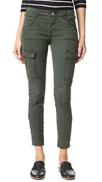 J Brand Houlihan Jeans In Distressed Caledon