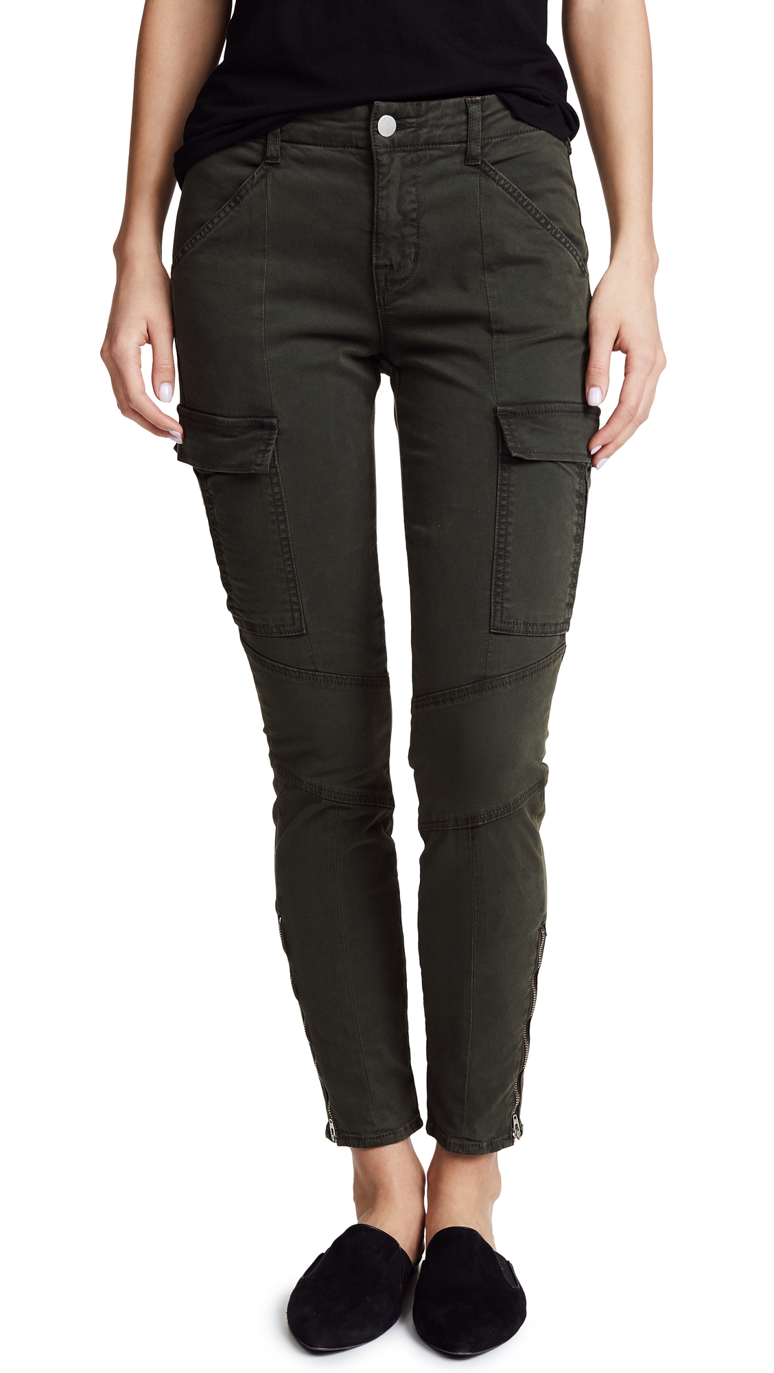 J Brand Houlihan Jeans - Distressed Caledon