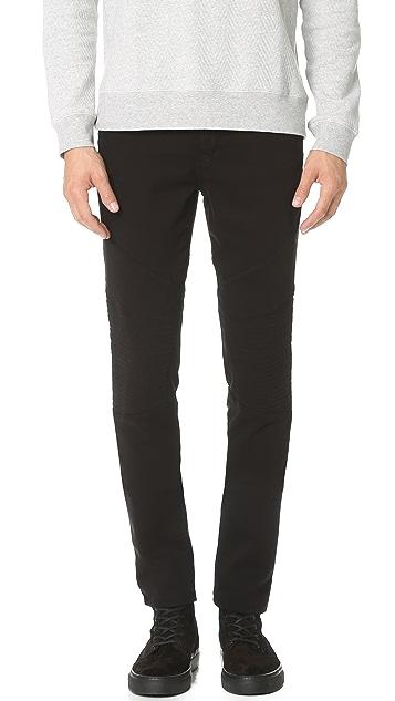 J Brand Bearden Moto FT Jeans