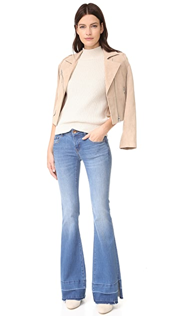 J Brand 722 Love Story Flare Jeans