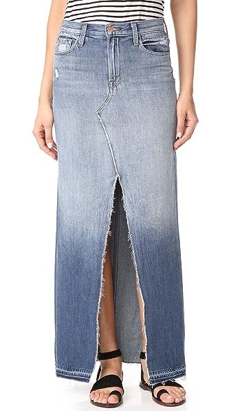 J Brand Trystan Maxi Skirt