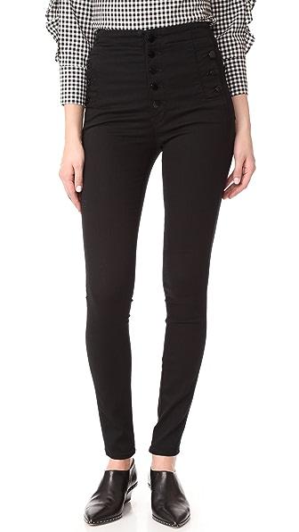 J Brand Natasha Sky Skinny Jeans