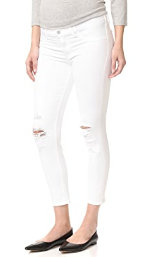5178eebd1406b J Brand. Mama J Maternity Capri Jeans
