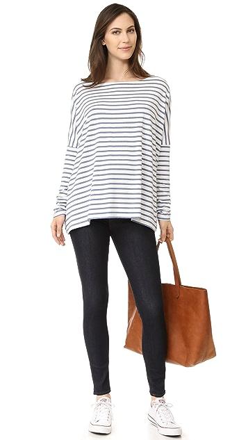 J Brand Mama J Maternity Super Skinny Jeans