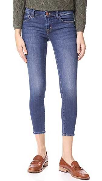 J Brand 9326 Low Rise Skinny Jeans