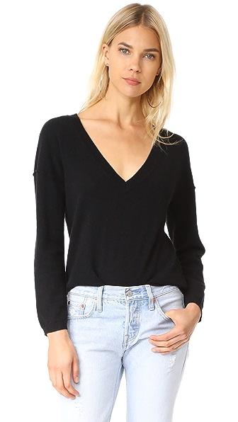 J Brand x Bella Freud Josey Cashmere Sweater