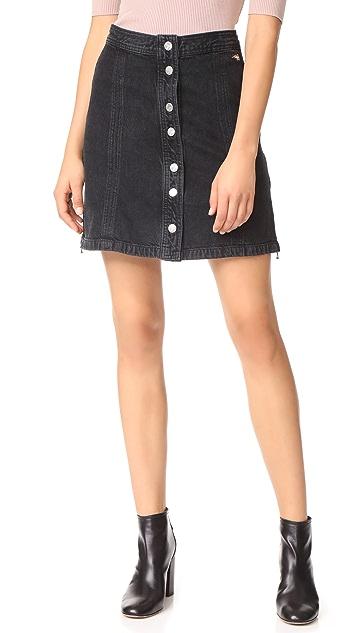 J Brand x Bella Freud Nashville Skirt