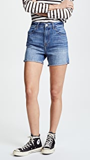 J Brand Joan 高腰短裤