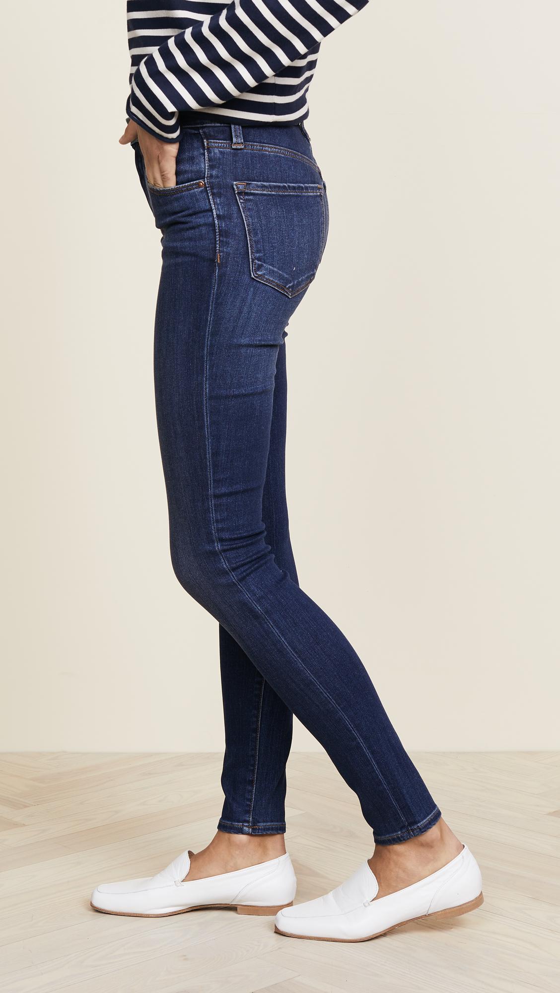 0a44b2f16a1 J Brand Maria High Rise Skinny Jeans