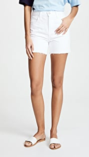 J Brand Joan High Rise Shorts