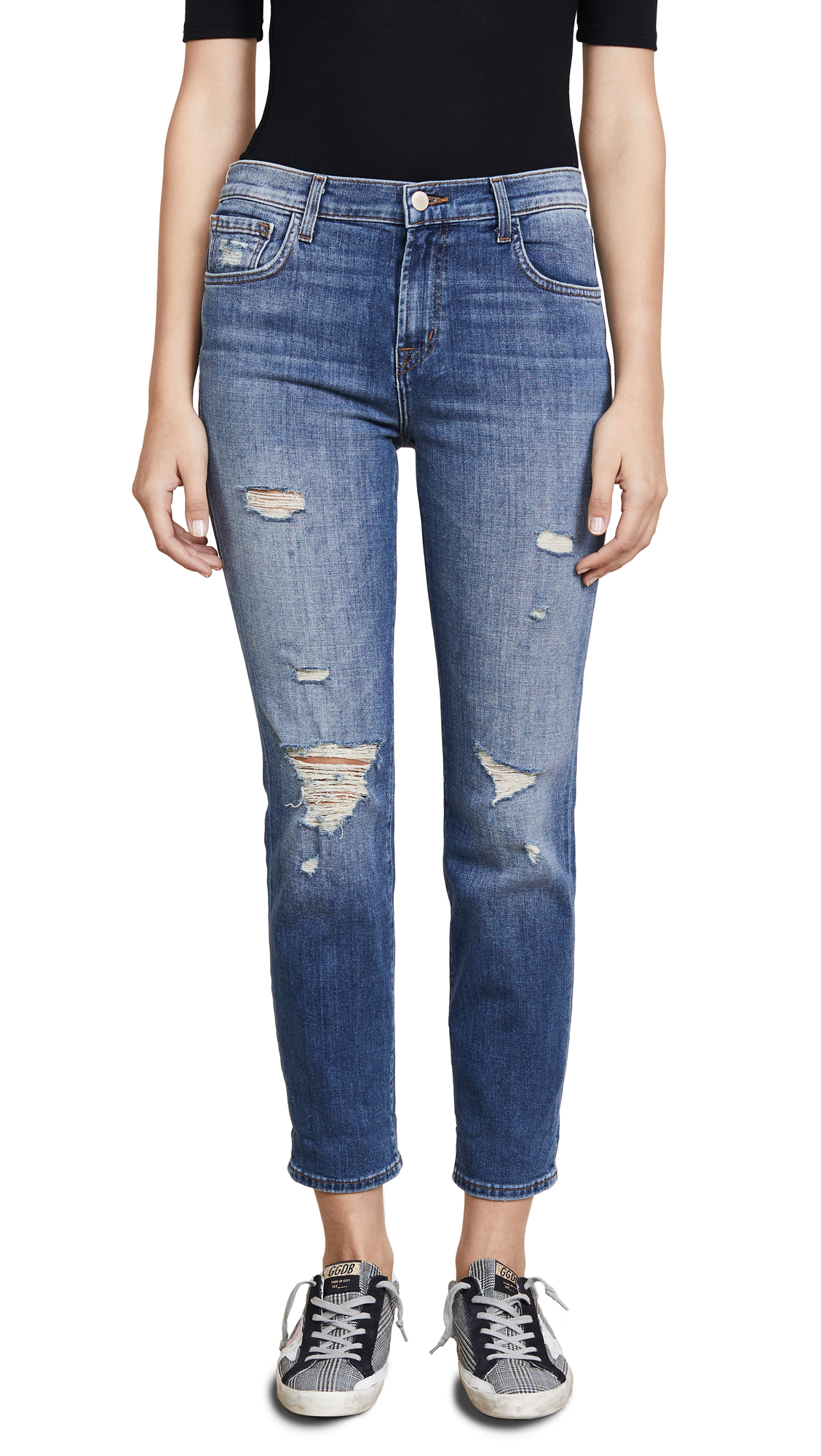 JOHNNY BOYFRIEND JEANS