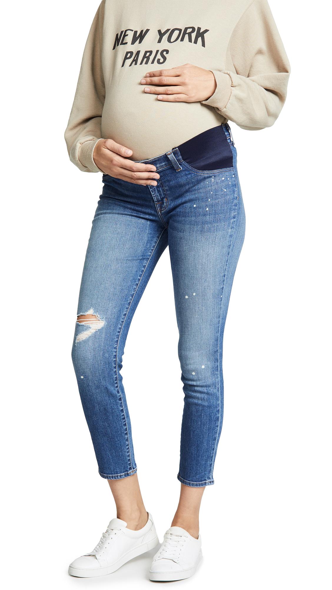 Mama J Capri Jeans