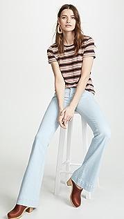 J Brand Lovestory 喇叭牛仔裤