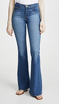 a60b207840 Shop Women s High Waisted Flare Jeans