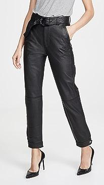 9d82c9ca486c Womens Leather Pants