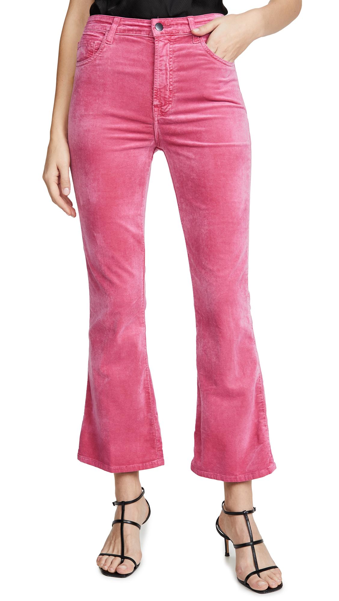 Buy J Brand online - photo of J Brand Julia High Rise Flare Pants