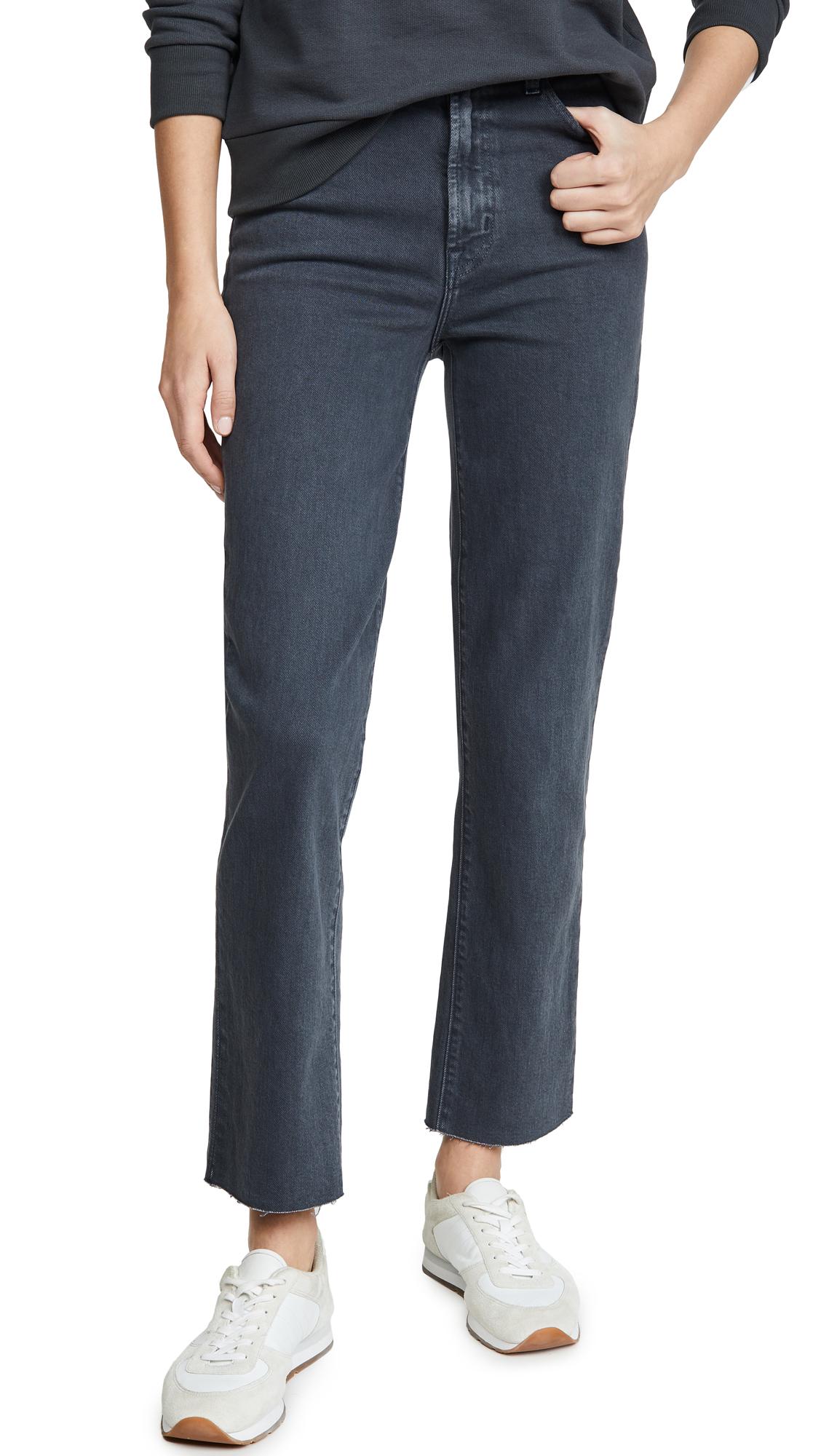 Buy J Brand online - photo of J Brand Jules High Rise Straight Jeans