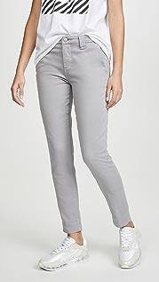 J Brand Облегающие зауженные брюки Paz