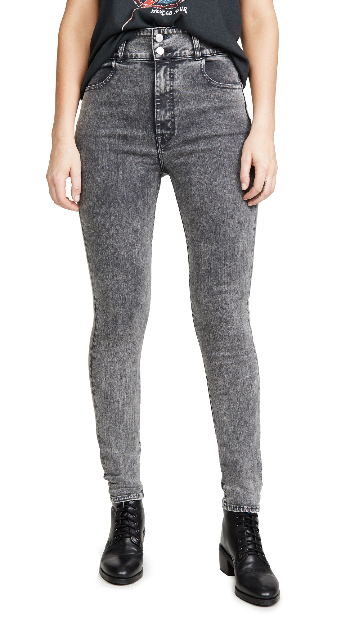 Buy J Brand online - photo of J Brand x Elsa Hosk Saturday Jeans