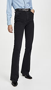J Brand 1219 Runway High Rise Boot Jeans