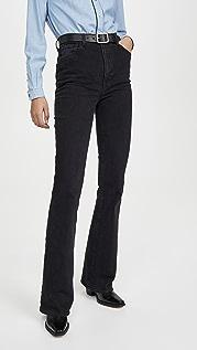 J Brand Буткат-джинсы 1219 Runway с высокой посадкой