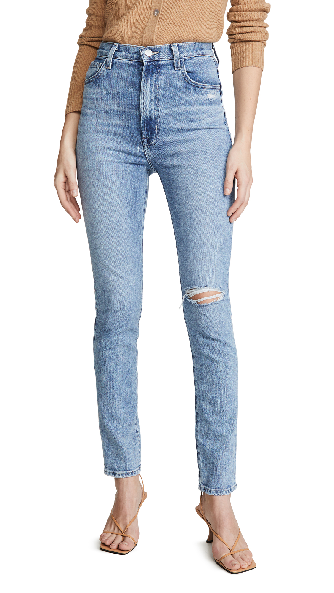 Buy J Brand online - photo of J Brand 1212 Runway High Rise Jeans