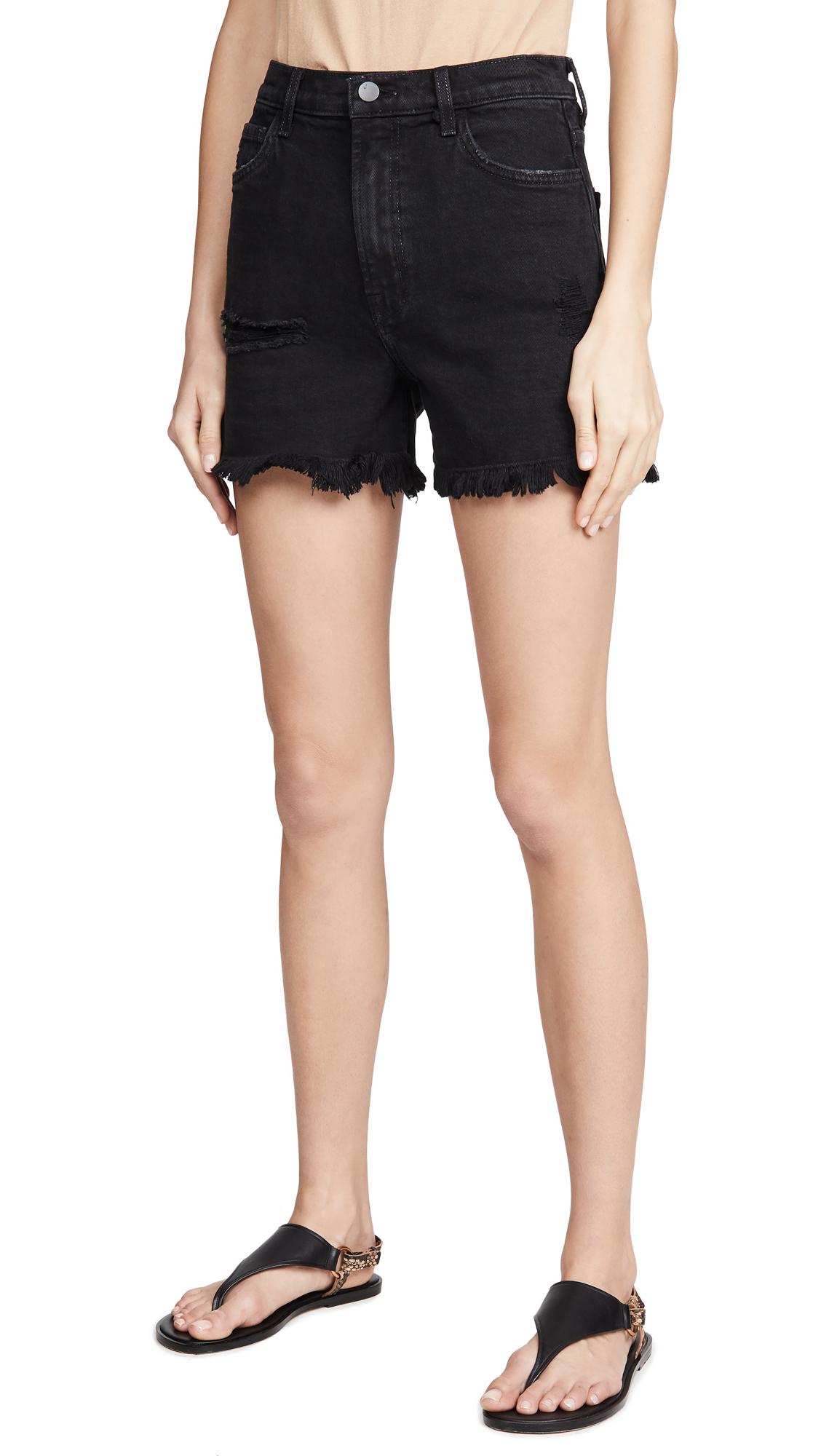 Buy J Brand online - photo of J Brand Jules High Rise Shorts