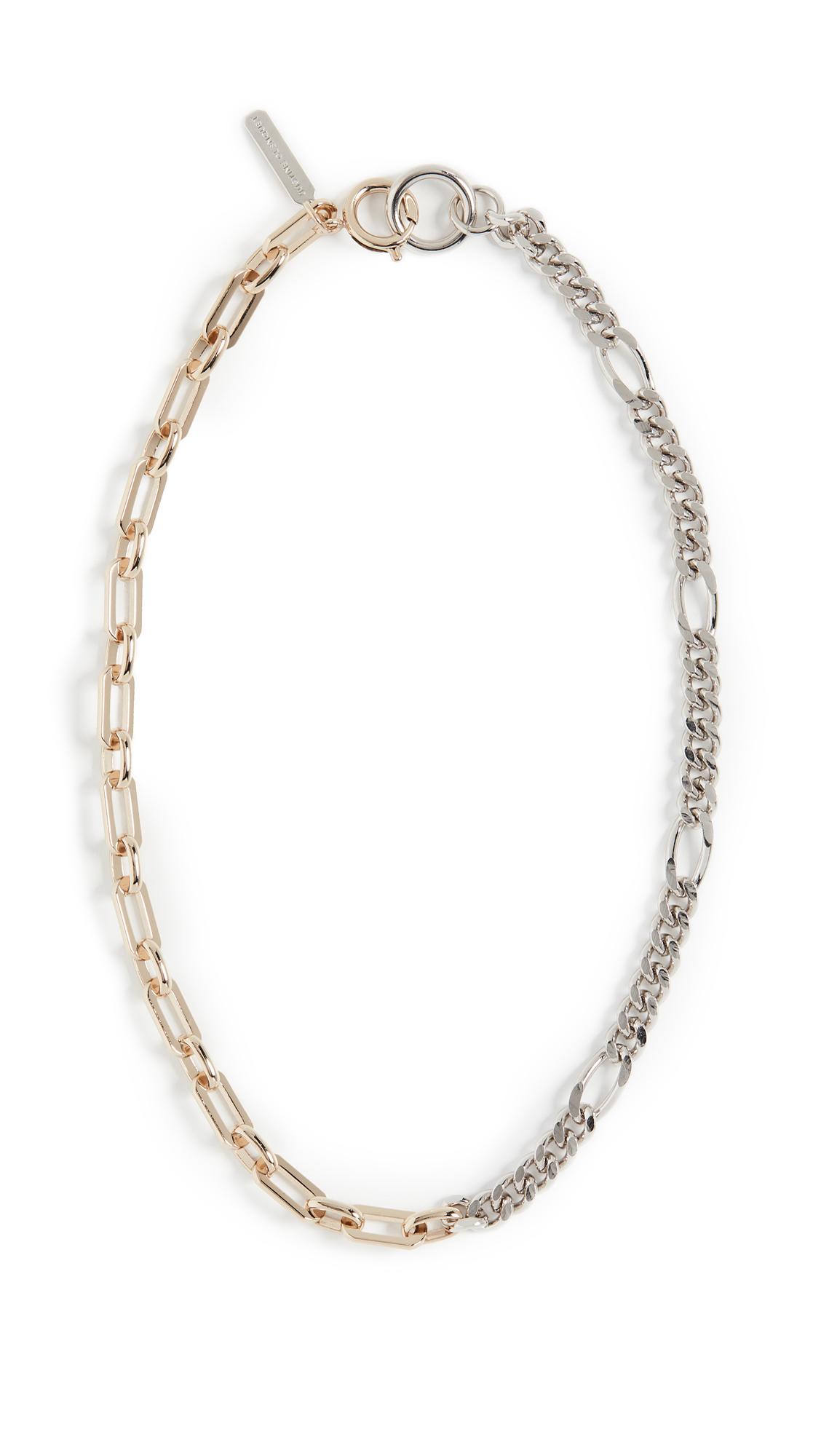 Justine Clenquet Vesper Necklace