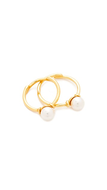Joanna Laura Constantine Nail Ring Set